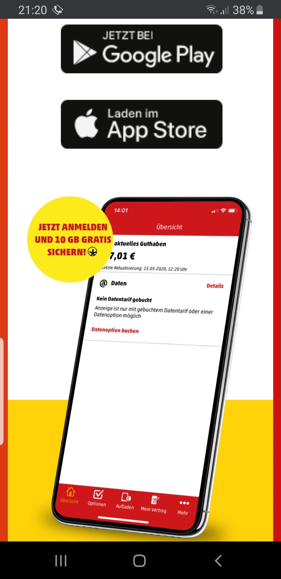 Penny Mobile App