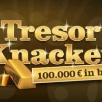 10 Tresor Knacker nur 10 Euro statt 20   Lottohelden