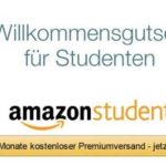10€ bei Prime Student Anmeldung