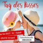 """10€ + GRATIS Versand zum """"Tag des Kusses"""" bei Weltbild"""