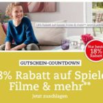 18% bei Thalia.de auf Spiele, Filme, Musik