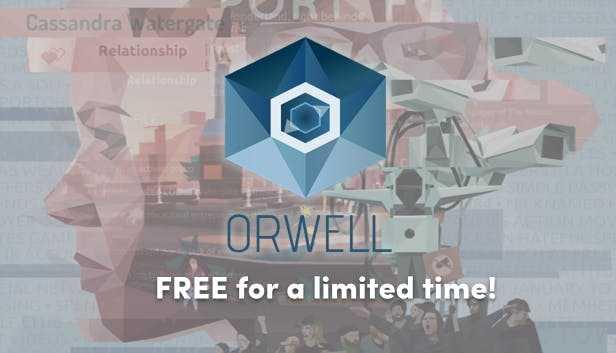 1982 is here orwell pc game kostenlos im humblestore steam