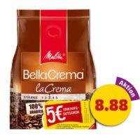 1kg melitta bella crema ganze bohnen versch sorten kaufen und 5e penny einkaufsgutschein bekommen 1