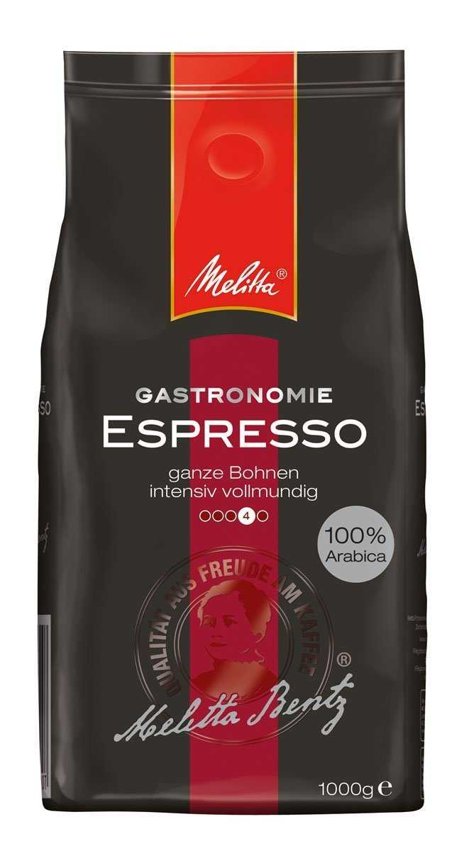 1kg melitta espresso ganze bohnen bei amazon prime