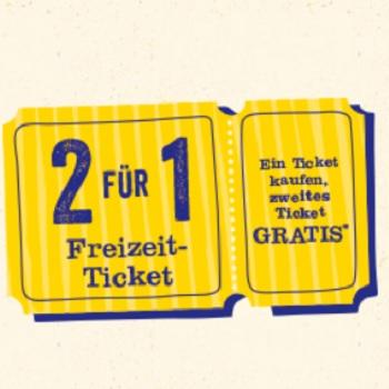 2 fuer 1 freizeit ticket wasa aktion 1