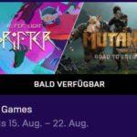 """Gratis: """"Hyper Light Drifter"""" und """"Mutant Year Zero: Road to Eden"""" vom 15.-22.08.2019"""