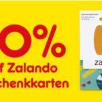 20% Rabatt auf 25€ und 50€ Zalando Geschenkkarten bei Netto