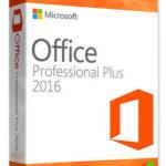 Office 2016 Professional Plus CD Key