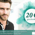 20€ Gutschein bei excellent-hemd.de