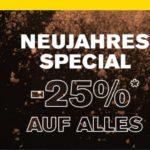 """25% Gutschein auf alles! Gutscheincode: """"BESTNU3_DE"""" bei nu3"""