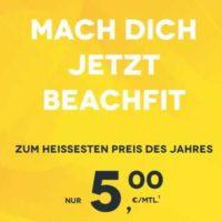 2 Monate McFit 10 Euro