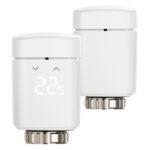 3x Heizkörperthermostat Elgato Eve Thermo für Apple iOS/HomeKit für 111€ (statt 155€)