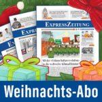 3 Gratis Archivausgaben ExpressZeitung zum Weihnachts-Abo