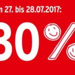30% auf Sale - Ernsting's Family