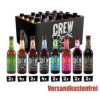 3526615002 CREW Republic Craft Bier Mix  20 x 0 33 L 1 3