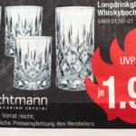 """Nachtmann """"Noblesse"""" Gläser, Whisky und Longdrink"""
