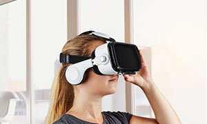 3d virtual reality brille inkl kopfhoerern fuer 894 e inkl vsk statt 3890 e