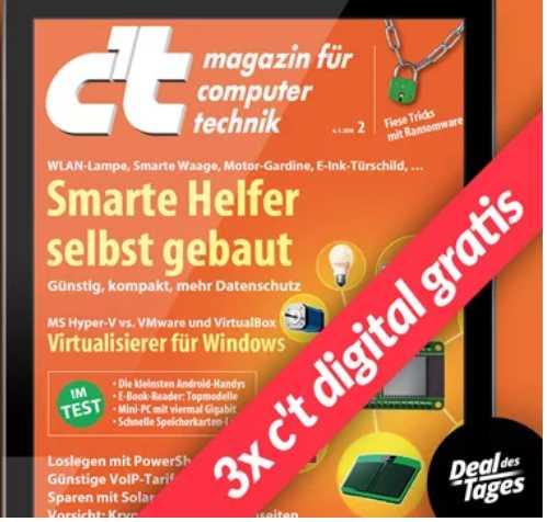 3x ct digital kostenlos