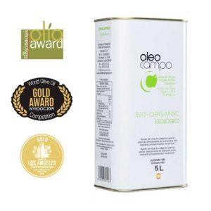 5 l bio olivenoel aus picual oliven extra nativ von oleo campo