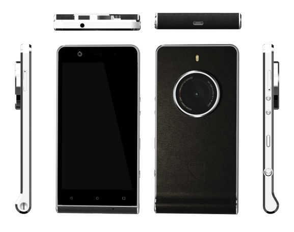 5 smartphone kodak ektra 32gb 3gb ram 13mp 21mp kamera 3000mah mit quick charge android 6 fuer 179e statt 29995e 2