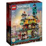 71741 LEGO NINJAGO Die Gärten von NINJAGO