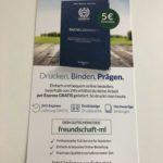 5€ Bachelorprint Gutschein