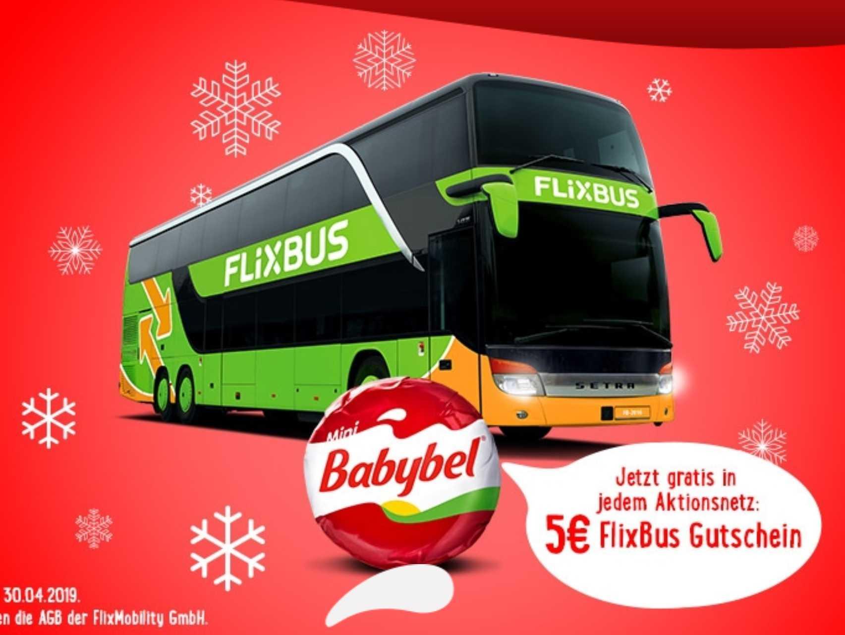 Flixbus App Gutschein