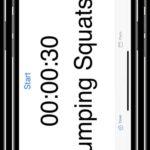 App: FitBat Workout Timer kostenlos bis Sonntag (iOS)