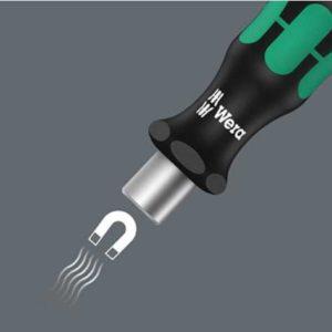 813Bits Handhalter14Zollx78mmWera05051274001
