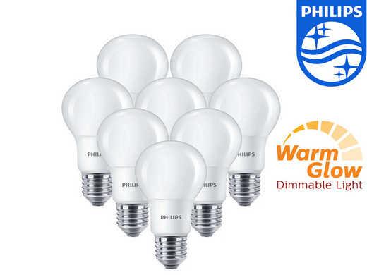 8x philips warmglow led lampe versch modelle nur 3090e inkl versand statt 48 e