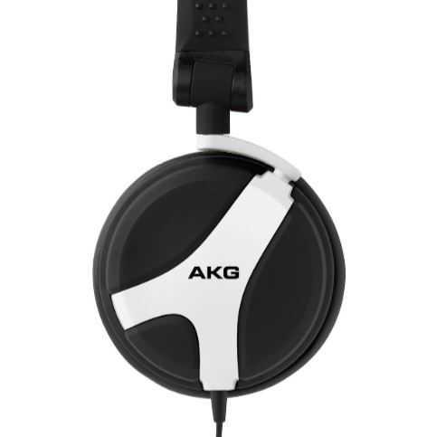 AKG K 518 On Ear Kopfhoerer