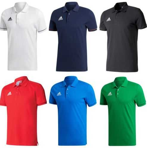 Adidas Polo Shirt Tiro 17