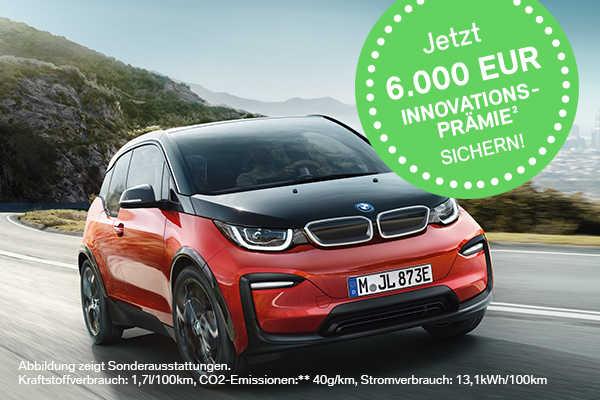 BMW i3 600x400 Umweltbonus