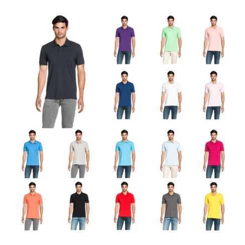 BOSS GREEN Herren Polo Shirt Hemd Regular Fit