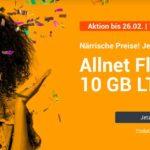 WinSim Allnet-Flat + 10GB LTE für 9,99€ (statt 22,99€)