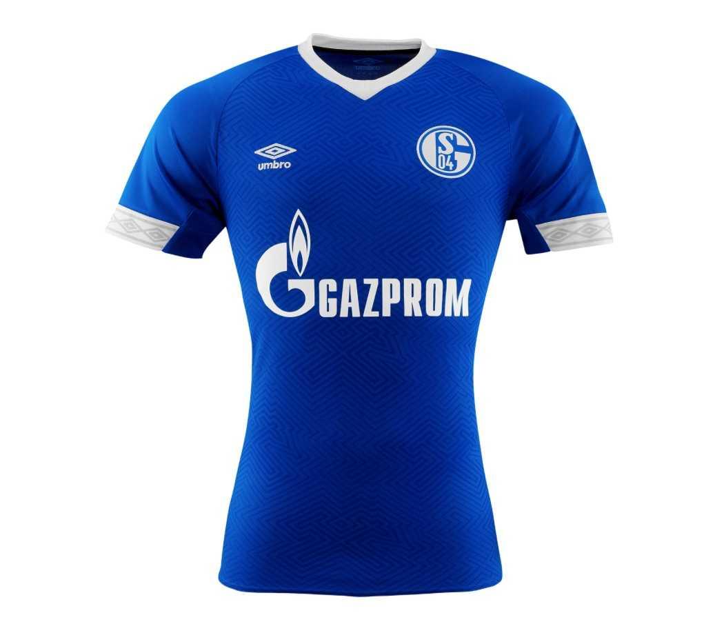 Schalke Trikot Bergbau