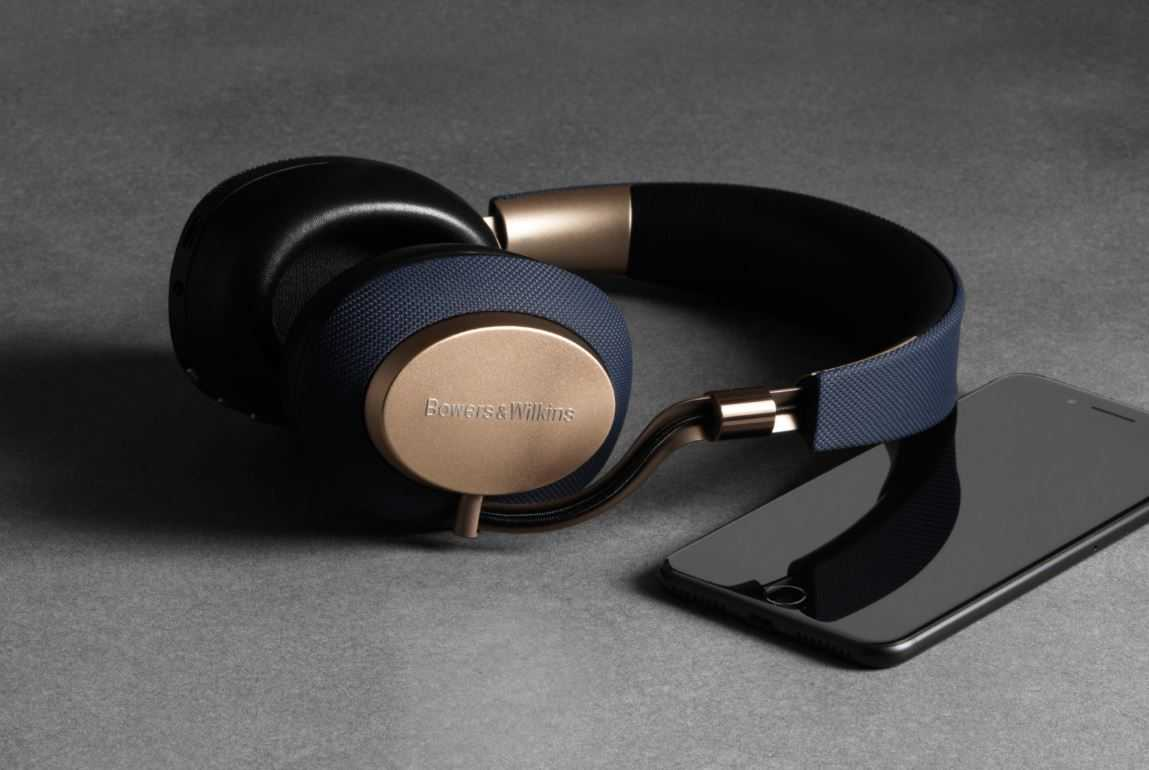 Bowers and Wilkins PX Headset