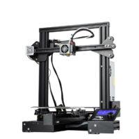 CrealityEnder 3Pro3D Drucker220x220x250mmBauraum1.75mmFilamentMK10 Extruder0.1mmGenauigkeitDruckbettbis110CUSBSD