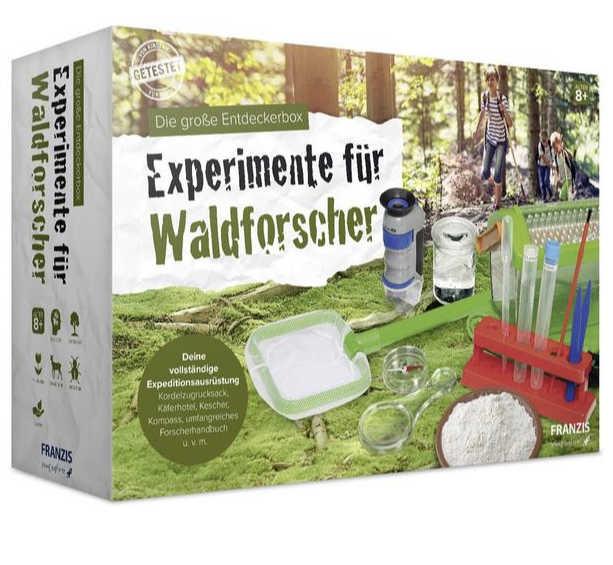 DiegrosseEntdeckerboxExperimentefuerWaldforscherExperimentierkastenkaufen SpielwarenThalia2020 05 0614 35