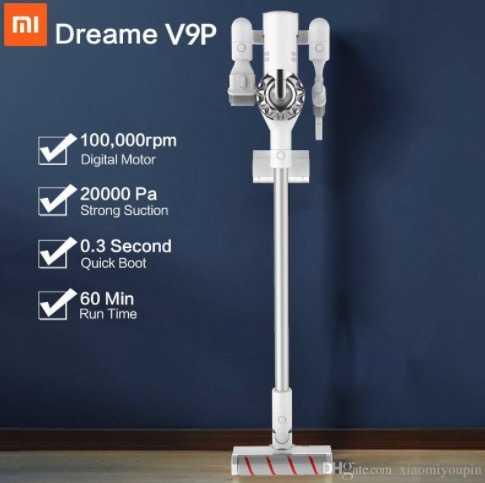 DreameV9PHandheldCordlessVacuumCleaner