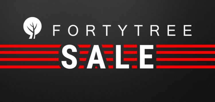 FORTY sale 750x355 2