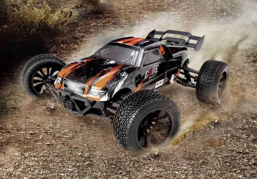 Ferngesteuertes Auto Reely Truggy Core mit Allradantrieb