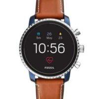 Fossil Q Herren Smartwatch Q Explorist HR