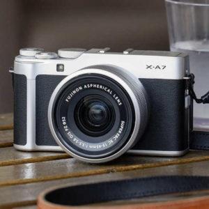 FujifilmX A7Systemkamera