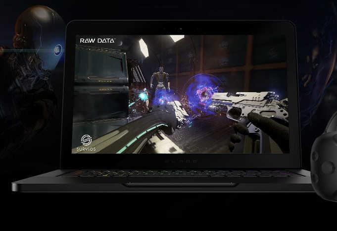 Gaming Laptop  The New Razer Blade
