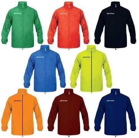 Givova Regenjacke Rain Basico in verschiedenen Farben nur 4 44 Euro