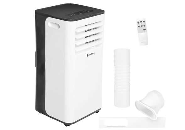 HANTECH 9000   mobiles Klimager t mit Abluftschlauch