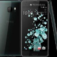 HTC U Ultra 64 GB Black Oil