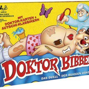 HasbroGamingB2176398 Dr.BibberKinderspiel