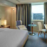 Hilton Hotel D sseldorf 2 Pers. inkl. Fr hst ck